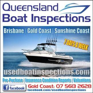 BOAT INSPECTIONS GOLD COAST / NORTHERN NSW