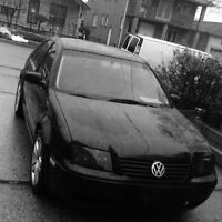 2001 Jetta vr6 loaded 5 speed SAFETIED&ETESTED