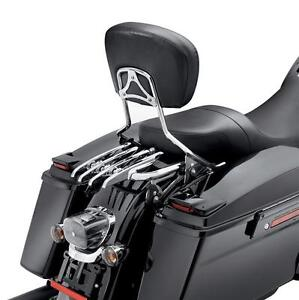 Stealth Harley-Davidson Detachables two-up Luggage Rack London Ontario image 2