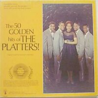 50 Golden Hits Of The Platters