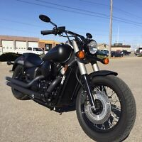2013 Honda Phantom Shadow - For sale, trade or lease to own