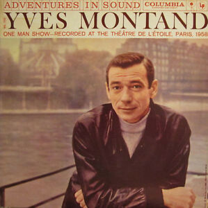 Yves Montand - One man show 1958