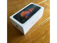 Brand new and sealed I phone 6s - Vodafone