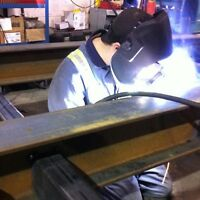 Red Seal/Journeyman welder looking for work.