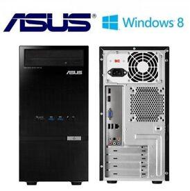 ASUS K30AD DESKTOP PC WINDOWS 8