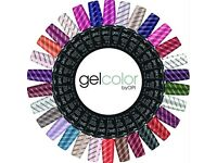 MOBILE NAIL TECHNICIAN OFFERING OPI GELCOLOR