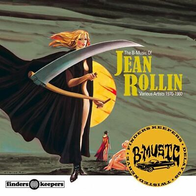 The B-Music Of Jean Rollin 1968-1979 CD  B-Music 2011 vampire film soundtracks