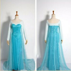 Adult Elsa & Anna Gowns + Wigs( Dresses Are In Dartmouth}