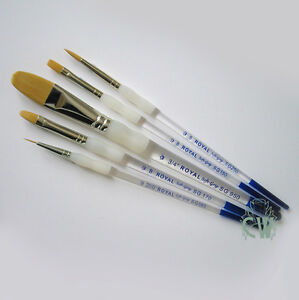 Starter Brushes For Oil Painting