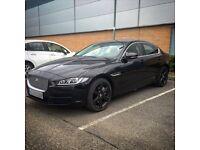 Jaguar XE Portfolio HIRE