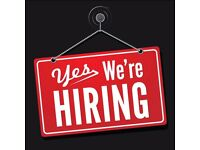 Looking for Reliable/Flexible Bar/Waiting Staff - Inchinnan
