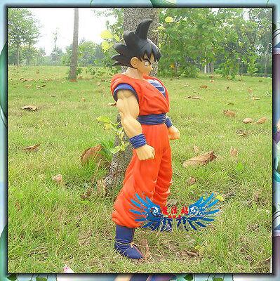 """::15.5"""" Large New Dragon Ball Z Figure GOKU High New"""
