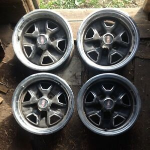 Olds Rally Rims