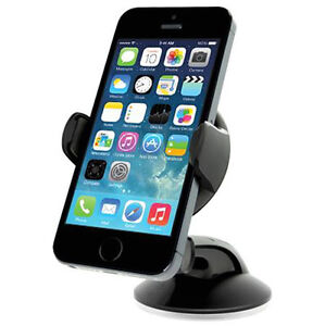 NEW iOttie Easy Flex 3 Car Mount Holder Desk Stand for iPhone 4 4S 5 5G 5S 5C