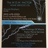 The W.O.W. Factor Home Services Ltd.