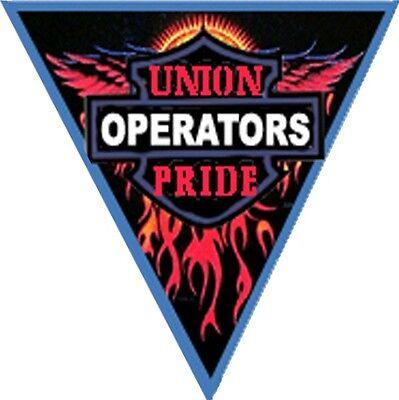Operator Union Pride Sticker Co-3