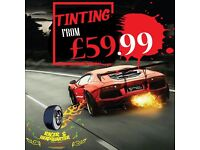 Car Window Tinting £59.99 ..!! Open Till Late.!