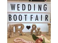 The Hampshire WEDDING BOOT FAIR