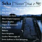 cd - Various - Seka [Sister] Vol. 2