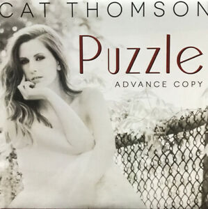 Cat Thomson - Puzzle [Advance Copy] Audio CD (Brand new!)