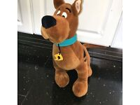 Large scooby doo toy from Warner bros