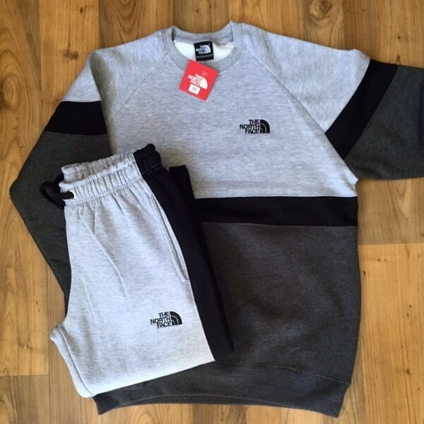 Mens The North Face tracksuit grey Large in Liverpool  : 86 from www.gumtree.com size 600 x 601 jpeg 52kB