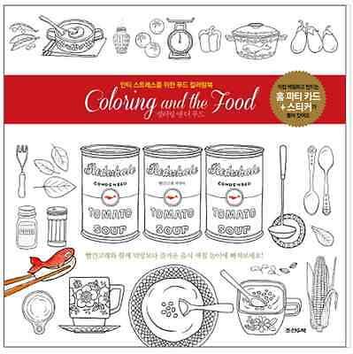 Food Coloring Books Ebayshopkorea Discover Korea On Ebay