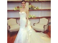 new, unworn & unaltered wedding dress Zac Posen