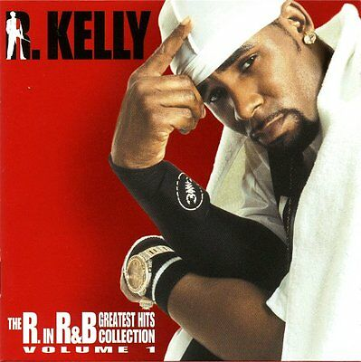 R. Kelly - The R In R&B (Greatest Hits Collection, Vol. 1) - UK CD album