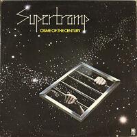 Supertramp - Crime Of The Century Vinyl Record LP