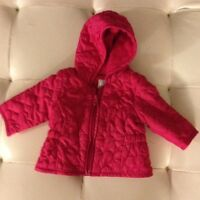 Baby girl Spring/summer jacket - like new