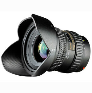 Tokina 11-16mm F2.8 AT-X Pro DX II Canon EF mount Lens