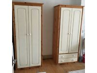 Pine wardrobes 2