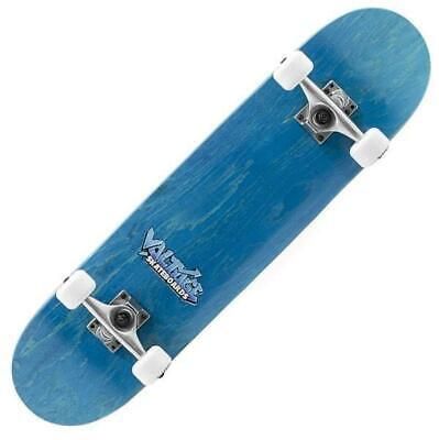 Voltage Graffiti Logo Blue Skateboard