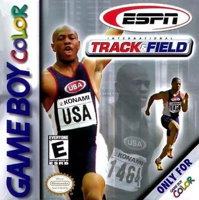 Espn Intl Track   Field Gbc New Game Boy Color