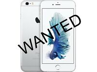 Wanted iPhone 6S/7