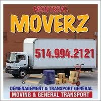 Movers in Montreal - Professional & Reliable 514-994-2121