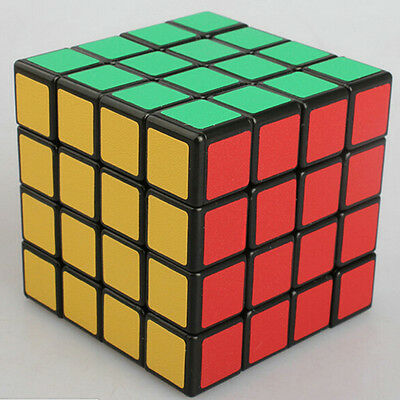 Shengshou 4x4x4 PVC Smooth  Speed Magic Cube Brain Teaser Puzzle Twist Toy Gift