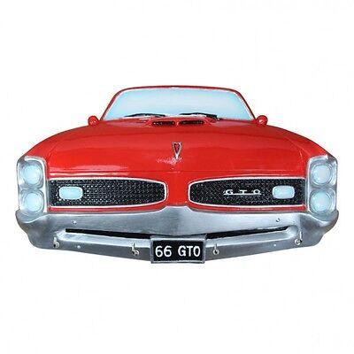 Schlüsselhalter Pontiac 1966 GTO 3D Schlüsselbrett Pontiac GTO 3D Keyrack