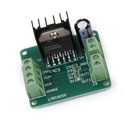 Pwm Adjustable Speed Lmd18200t Dc Motor Driver Controller Module Board P