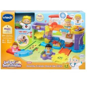 VTech Smart Healthy Friends Check-Up Clinic Playset