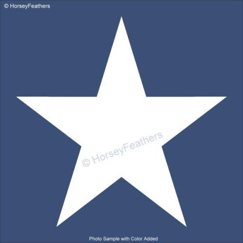New-Star STENCIL~Bigger Size Flag Patriotic 4th DIY UPick&Paint Country Farm