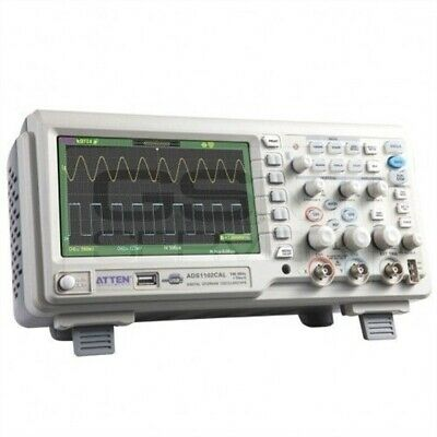 Digital Storage Oscilloscope With 100 Mhz Bandwidth Atten Ads1102cal Gq