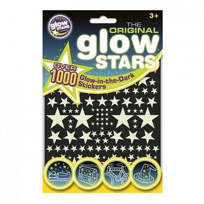 Glow in the Dark originale Leuchtsticker 1000 Sticker Sternenhimmel Sternzeichen