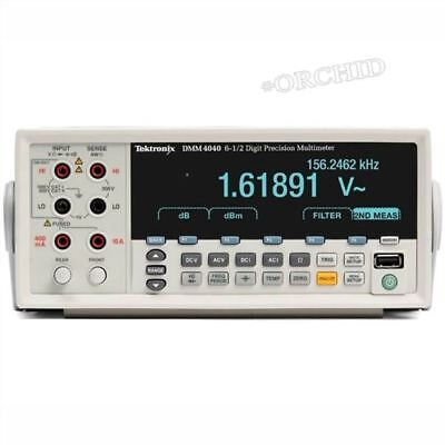 Digital Multimeter Tektronix Dmm4040 High-precision Multimeter 6-12 Digit Ny