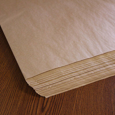Natural Kraft Brown Tissue Paper - 480 Sheets