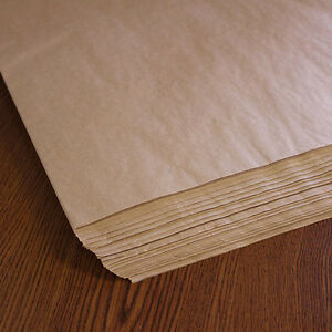 Natural Kraft (Brown) Tissue Paper  - 480 Sheets!!!