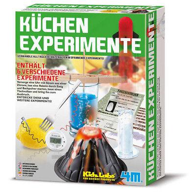 Neu Küchen Experimente wissenschaftliche Experimentierkästen Baukästen !154