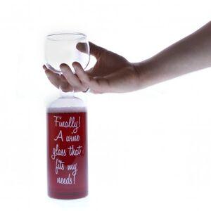XXL Weinflaschen Glas 750ml Weinglas Wein Flasche Riesen Rotwein Weißwein