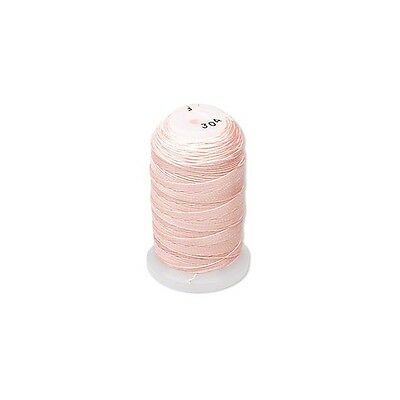 Purely Silk Thread Pink Size FF 115 Yards (105.1m)